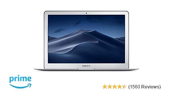 Apple MacBook Air (13-inch, 1 8GHz Dual-core Intel Core i5, 8GB RAM, 128GB  SSD) - Silver