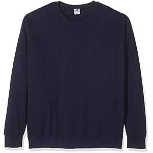 Fruit of the Loom Sweatshirt Set S M L XL XXL