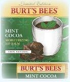 Lip-gloss Cocoa (Burt's Bees ~ Mint Cocoa Lip Balm Flavored Lip Gloss ~ 2015 Limited Edition .15oz (Quantity 1) by Burt's Bees)