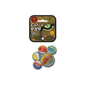 Marbles: Cat's Eye Set