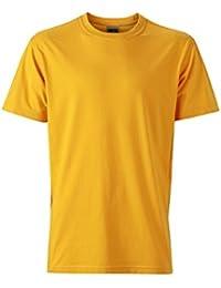 JAMES & NICHOLSON Tee-shirt durable, facile d'entretien