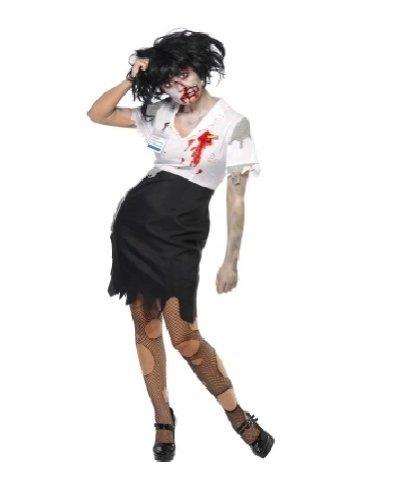 Sofias Schrank Zombie Costumes Blutiges Kostüm Hexe Sekretär -