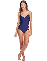 e17d3db0e121f Body Glove Junior s Smoothies Crissy Multi Strap One Piece Swimsuit
