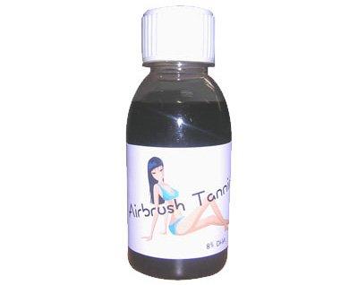 Airbrush Tanning (Bräunung) 14% DHA 100ml
