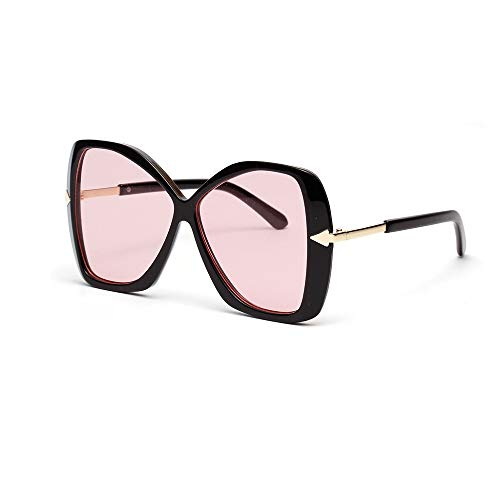 PinkLu GläSer Damen Retro-Stil Neues Design Leopardenrahmen Sonnenbrillen Schatten Urlaub Am Meer Beliebt Mode Temperament Sommer Neuer HeißEr Verkauf 3 Farbpaare GläSer