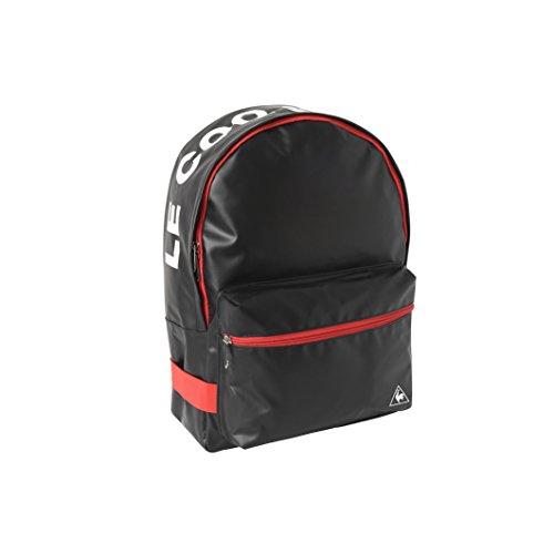 Le Coq Sportif Uomo Zaino Nacarat Backpack Taglia 1 Nero