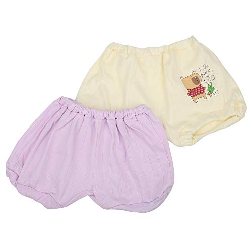 CUCUMBER Baby Boy's and Baby Girl's Cotton Panty Drawer (Multicolour, 18-24 Months) Combo Pack of 6