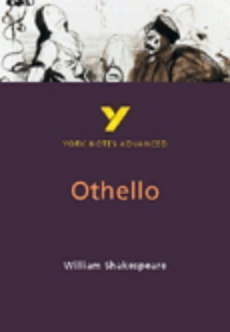 """York Notes on Shakespeare's """"Othello"""" (York Notes Advanced) by Warren, Rebecca 2nd (second) Edition (1998)"""
