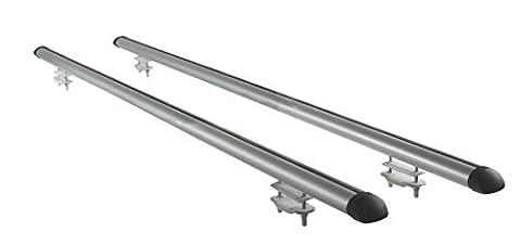 Barre De Toit Universelle - Barres de toit alu 130cm RAVEN pour