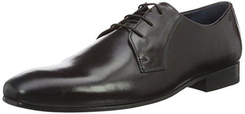 Joop! Itanos Philemon Derby Lfu1, Chaussures À Lacets Homme Marron (marron Foncé)