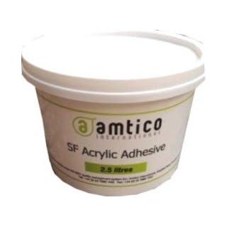 AMTICO Flooring SF Solvent Free Adhesive 2.5 Litres