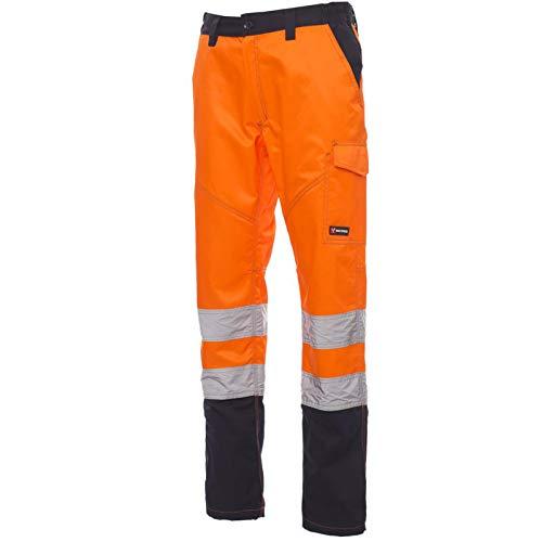 CHEMAGLIETTE! Pantaloni da Lavoro Invernali Alta visibilità Fustagno Payper Charter Winter