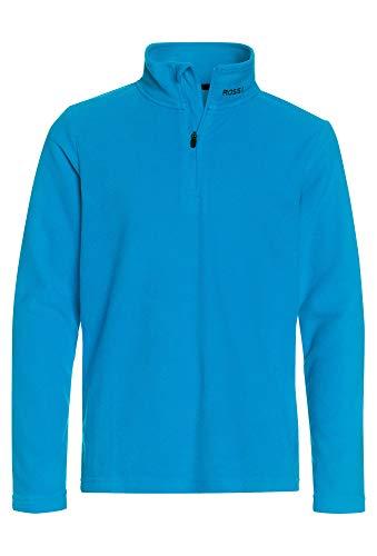 Rossi Fleece Pullover für Jungen blau,146/52