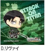 Attack on Titan Mini Towel / / / D Revival (japan import) | Matériaux De Grande Qualité  2d33dc