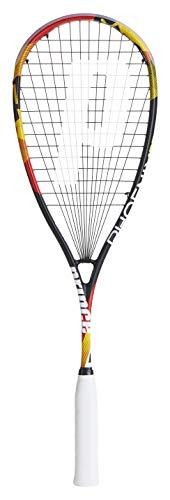Prince Phoenix Pro 750 Squash Raqueta (Varias Opciones) (1 Raqueta + 3 Pro Squash Bolas)