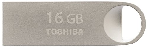 Toshiba TransMemory U401 16GB USB-Stick USB 2.0 silber -