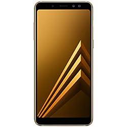 "Samsung Galaxy A8 SM-A530F/DS Ranura híbrida Dual SIM 4G 32GB Negro, Oro - Smartphone (14,2 cm (5.6""), 32 GB, 16 MP, Android, 7.1.1 (Nougat), Negro, Oro)"