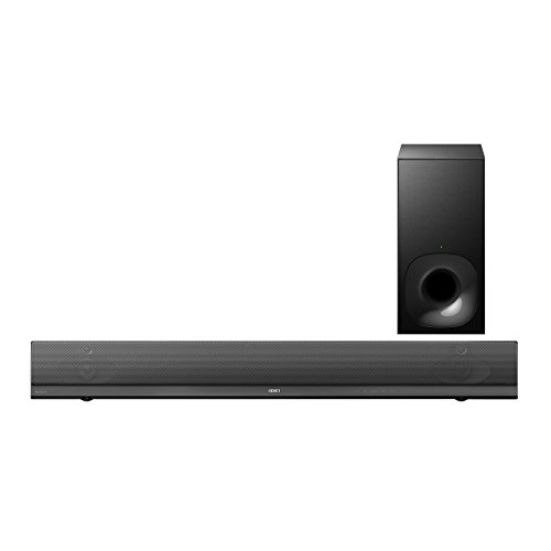 Foto Sony HT-NT5 Soundbar Multi-Room 2.1 Canali, Hi-Res Audio, 400 W, Bluetooth,...