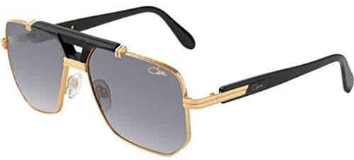 Cazal Sonnenbrillen (990 001) gold - schwarz - grau verlaufend