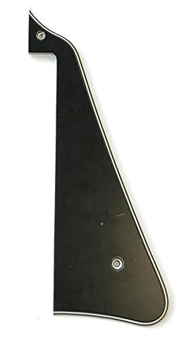 (fabrique au japon)High Quality Lespoul Custom Black 4PLY, 2009 Pickguard