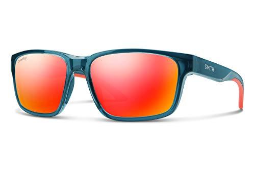Preisvergleich Produktbild SMITH OPTICS() Herren Basecamp Sonnenbrille,  Mehrfarbig (Blue Cry)