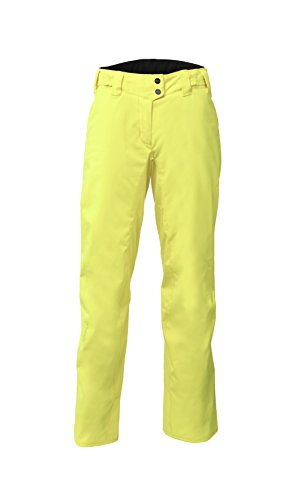 Hose Ski Spyder Damen (Phenix Damen Orca Waist Pants Skihose, Lime, 38)