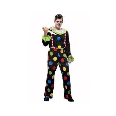 Imagen de disfraz payaso diabolico hombre