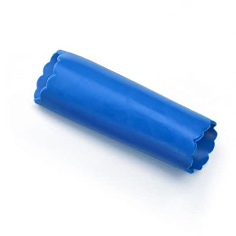 Silicone Garlic Peeler (Blue) by