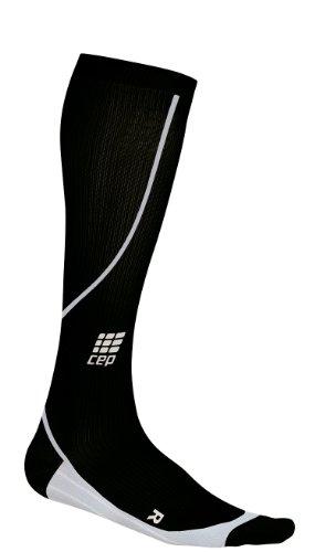 nsstrumpf Compression Running Socks Progressive, schwarz, IV Wade 39-44 cm, WP41534 ()