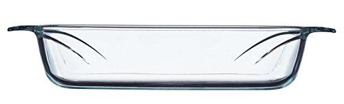 Pyrex 406B000 Bräter rechteckig, Glas,...
