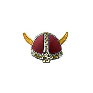 Liontouch Vikingo Casco, Juguete de Espuma para Niños (50005LT)