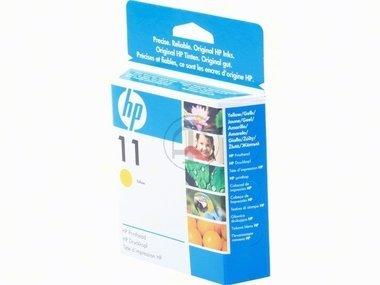HP - Hewlett Packard DesignJet 111 (11 / C 4813 A) - original - Druckkopf gelb - 24.000 Seiten - 8ml (Hp Druckkopf Ersatz)