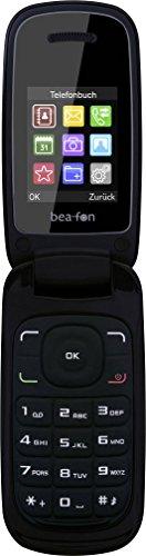 Bea-fon Großtastentelefon Classic Line C200 schwarz/silber