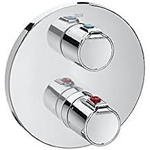 Roca Victoria-T - Pack de ambientes empotrados termostáticos para ducha . Griferias hidrosanitarias termostaticas. Ref. A5A9718C00