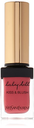 Baby Doll Parfum (Yves Saint Laurent Flüssiger Lippenstift Baby Doll Kiss and Blush N°02 Pink Insolent 10 ml, Preis/100 ml: 289.9 EUR)