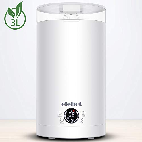 Humidificateur d'Air Bébé Maison Chambre 3L Humidificateur...