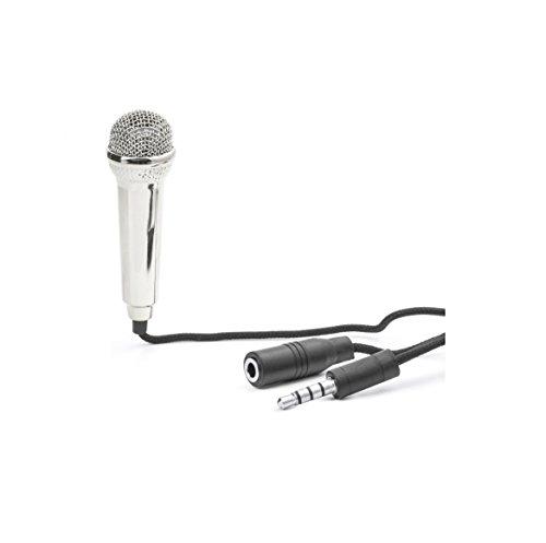 GeschenkIdeen.Haus - Kleines Karaoke-Mikrofon für Smartphones