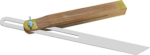 Metrica 69650 Fausse /équerre base bois 250 mm