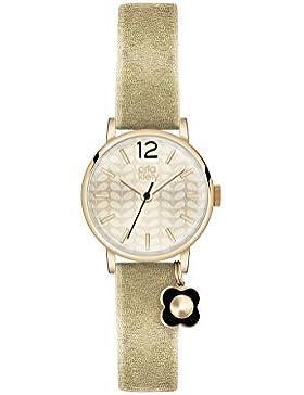 Orla Kiely Damen-Armbanduhr OK2148