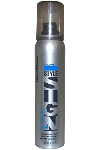 Goldwell Style Sign Big Finish 4 Volumen Haarspray 100ml - Goldwell Volume Big Finish