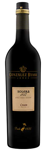 Gonzalez Byass Solera 1847 Oloroso Cream NV - (0,75 L Flaschen)