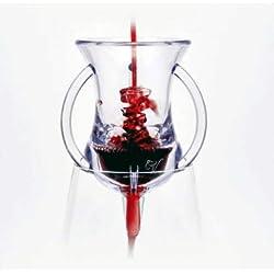 Vinitem Aérateur de vin breveté Fabriqué en France - Décanteur à vin - Bec verseur -Accessoire pour Le vin - Boite Idée Cadeau pour Les Amateurs de vin Rouge ou Blanc - Coffret Cadeau