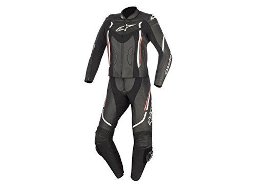 Alpinestars Stella Motegi V2 2Pc Suit Nero Bianco Rosso 44