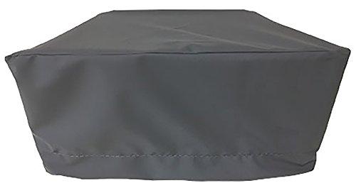 SONOS ® PLAY:3 - Schutzhaube   Teak-Safe Schutzhülle für Ihre SONOS ® Speaker   Auch für Wandhalterung geeignet   Atmungsaktive Abdeckung   Wasserfest   Befestigungskordel eingenäht im Saum   Farbe Grau