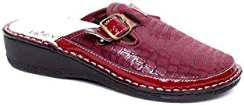 Donna     Uomo Cinzia Soft - Pantofola Donna Tessuto affare vero Ricca consegna puntuale | Qualità Stabile  | Sig/Sig Ra Scarpa  211430