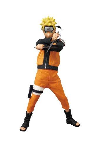 Naruto Shippuden Medicom Project BM Action Figure Naruto (japan import) 4