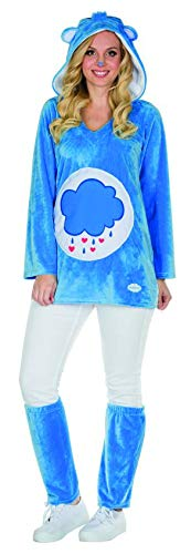Rubie's Brummbärchi Damen Kostüm Größe M blau Karneval Bär Fasching