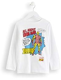 RED WAGON Jungen Marvel Avengers Iron Man Langarmshirt