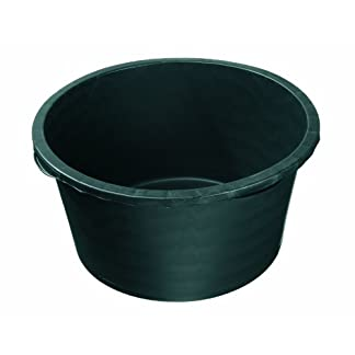 Apollo Victoria Round PE Container for Supporting Water Features and Fountains