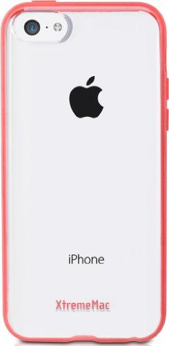 XtremeMac MicroShield Accent für iPhone 5C Pink Wassermelone